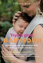 Tryk & glad babysøvn