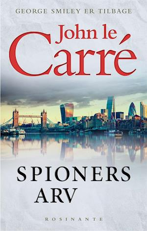 Bog, indbundet Spioners arv af John Le Carre