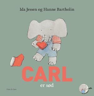 Carl er sød