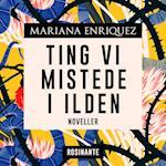 Ting vi mistede i ilden af Mariana Enríquez