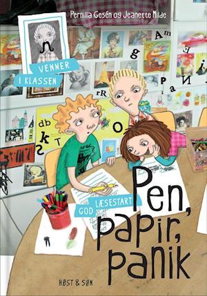 Pen, papir, panik