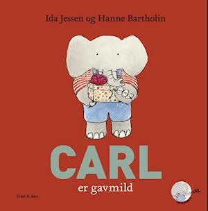Carl er gavmild