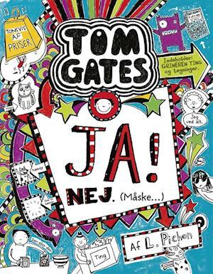 Tom Gates 8 - Ja! Nej. (Måske ...)