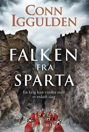 conn iggulden Falken fra sparta-conn iggulden-bog fra saxo.com