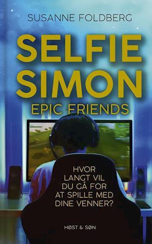 Selfie Simon epic friends