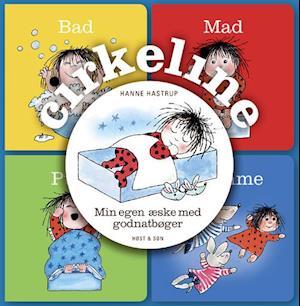 Cirkeline - Min egen æske med godnatbøger
