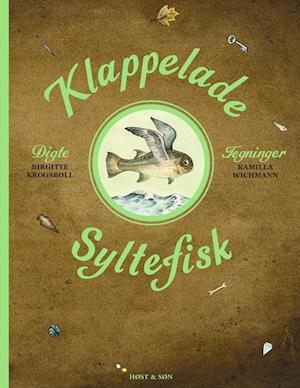 Klappelade Syltefisk