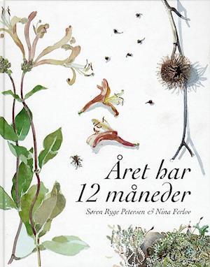 Bog, indbundet Året har 12 måneder af Søren Ryge Petersen