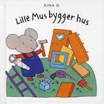Lille Mus bygger hus