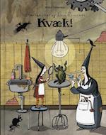 Heksemutter og lille Svovlhat - kvæk! af Anne Pedersen