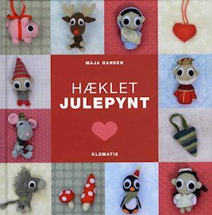 Bog, indbundet Hæklet julepynt af Maja Hansen
