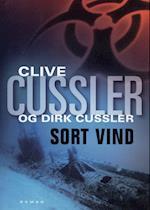 Sort vind af Clive Cussler