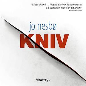 jo nesbø – Kniv-jo nesbø-lydbog på saxo.com