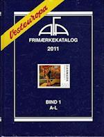 AFA Vesteuropa frimærkekatalog. A-L