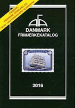 AFA Danmark, Færøerne, Grønland, Dansk Vestindien frimærkekatalog