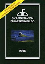 AFA Skandinavien frimærkekatalog