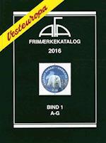 AFA Vesteuropa frimærkekatalog. A-G