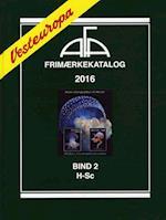 AFA Vesteuropa frimærkekatalog. H-Sc