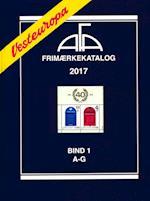 AFA Vesteuropa frimærkekatalog- A-G