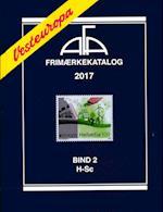 AFA Vesteuropa frimærkekatalog- H-Sc