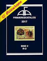 AFA Østeuropa frimærkekatalog- R-U
