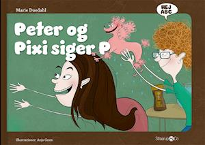 Peter og Pixi siger P