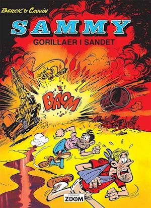Sammy: Gorillaer i sandet