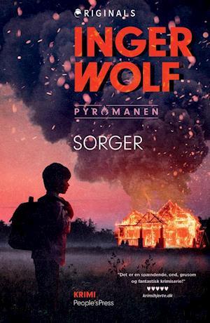 inger wolf Pyromanen, den røde dæmon på saxo.com