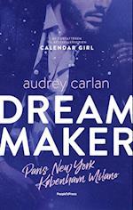 Dream maker- Bind 1 - Paris, New York, København, Milano