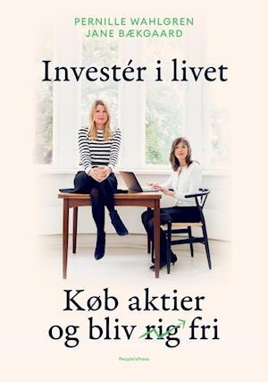 pernille wahlgren – Investér i livet-pernille wahlgren-bog fra saxo.com