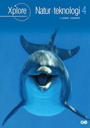 Xplore Natur/teknologi 4 Elevhæfte 25 stk. - 2. udgave
