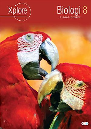 Xplore Biologi 8 Elevhæfte 25 stk. - 2. udgave