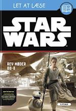 Starwars - Rey møder BB-8