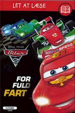Let at læse: Biler - For fuld fart  (Disney)