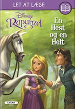 Let at læse: Rapunzel - En hest og en helt (Disney)