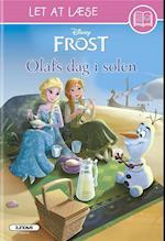 Let at læse: Frost - Olafs dag i solen (Disney)