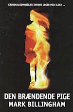 Den brændende pige (Modtryks spændingsbøger)
