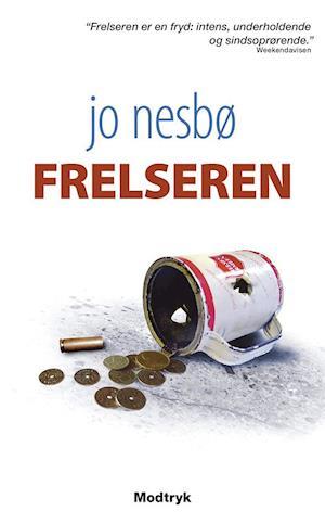 Bog, paperback Frelseren af Jo Nesbø