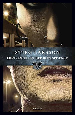 Bog, hardback Luftkastellet der blev sprængt af Stieg Larsson