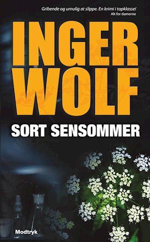 Bog, pocketbog Sort sensommer af Inger Wolf
