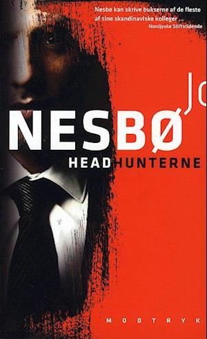 Bog paperback Headhunterne af Jo Nesbø