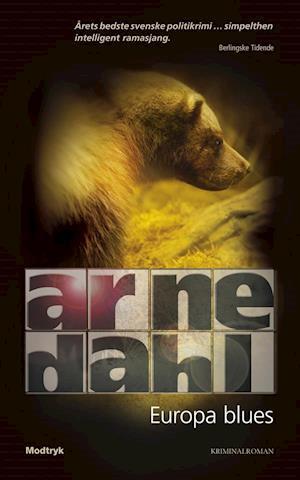 Bog paperback Europa blues af Arne Dahl