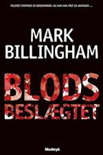 Blodsbeslægtet (Serien om Tom Thorne)