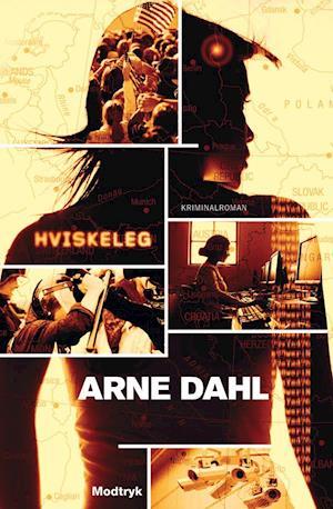 Bog, indbundet Hviskeleg af Arne Dahl