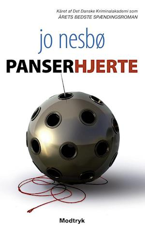 Bog paperback Panserhjerte af Jo Nesbø