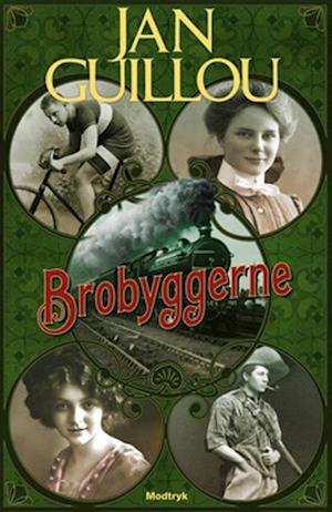 Bog, indbundet Brobyggerne af Jan Guillou