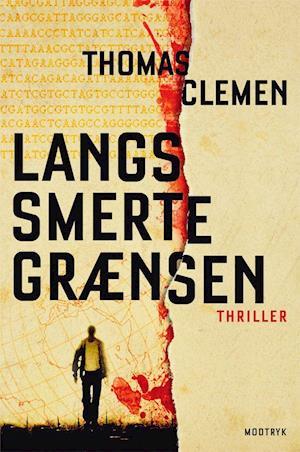 Bog, hæftet Langs smertegrænsen af Thomas Clemen