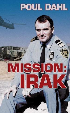 Bog, hæftet Mission Irak af Poul Dahl