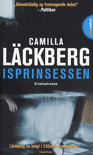 Bog, paperback Isprinsessen af Camilla Läckberg