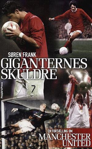 Bog hæftet Giganternes skuldre af Søren Frank